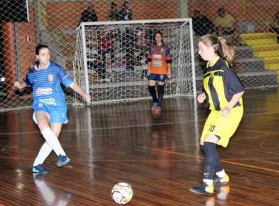 Marvados 3 x 0 Maxxy Verona (feminino)