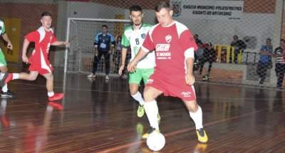 Municipal de futsal: vitórias do Inova e do UGF marcam a rodada de sexta, 21