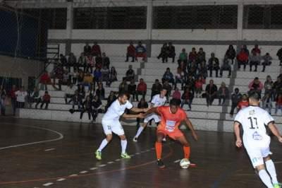 Maxxycandeias x Teutônia Futsal