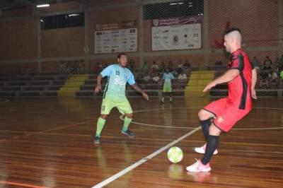 Os resultados e a classificação atualizada da Copa Candelária de Futsal