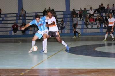 Municipal de Futsal: Inova/ Beise Automóveis aplica a maior goleada