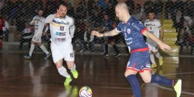Atlético 2 x 2 XV de Novembro