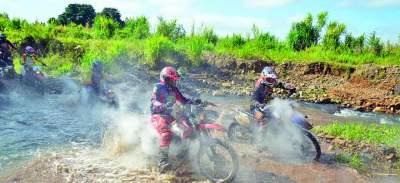 Barro na Veia promove sua tradicional trilha no fim de semana