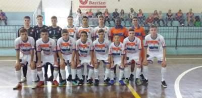 Sub 15: Korpus/Atlético termina de forma invicta a primeira fase do estadual