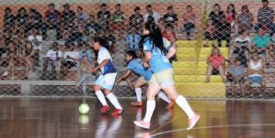 Colégio Medianeira 3 x 1 Semal (feminino)