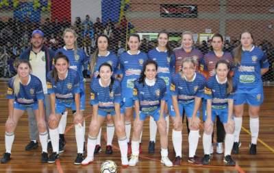 A equipe do Marvados (feminino)