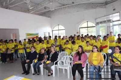Abertura ocorreu na Casa de Cultura Marco Mallmann - Fotos: Tiago Garcia - Folha
