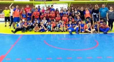 Korpus sagrou-se campeão geral da UEF Cup 2017 - Crédito: Divulgação / Korpus