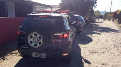 Polícia Civil prende suspeito de matar Gringo da Motosserra