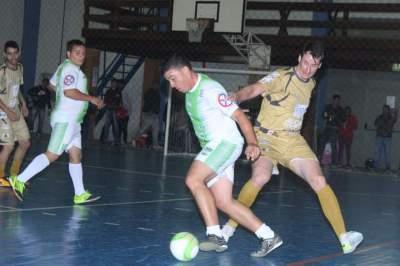 Confira os gols de sete partidas pelo Municipal de Futsal