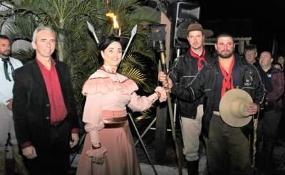 Sentinela dos Pampas sedia os festejos farroupilhas até o próximo dia 20