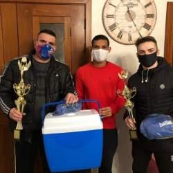 Em disputa apertada, Korpus vence a 1ª Copa Candelária Virtual