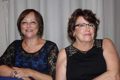 Vera Regina Weber e Beatriz Jacobi