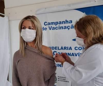 Passaporte vacinal entra em vigor nesta segunda, 18
