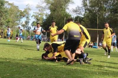 Equipes B: Ouro Preto 1 x 1 Ewaldo Prass (3 a 2 nos pênaltis EP)