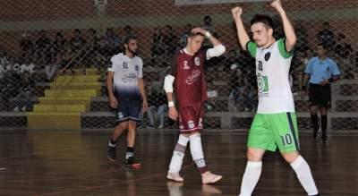 Municipal de Futsal 2019: UGF vence o Garrão Rachado de virada