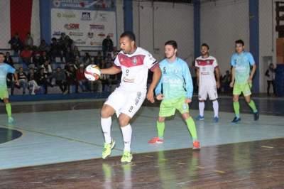 Municipal de Futsal: Definidos os confrontos das quartas de final