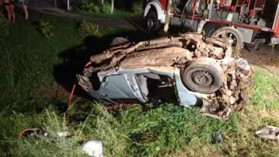Morre segunda vítima de acidente na Boa Vista
