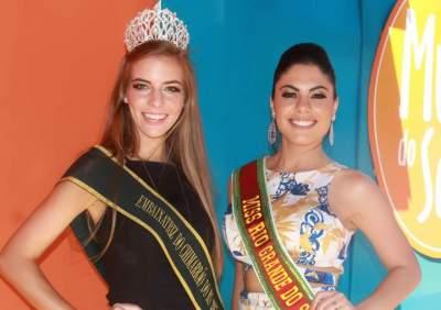 Renata Schimuneck e Thais Machado