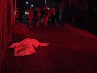 Mais um jovem é morto a tiros no bairro Ewaldo Prass
