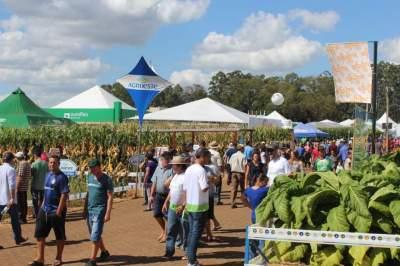 Expoagro Afubra: R$ 60,8 milhões em vendas e 98 mil visitantes