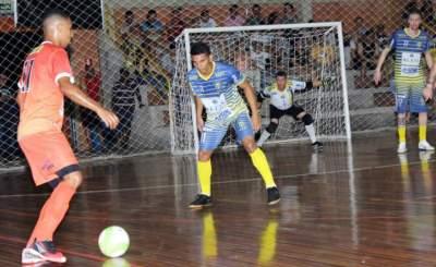 Municipal de Futsal começa dia 15 de maio