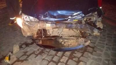 Acidente em Candelária deixa duas pessoas feridas