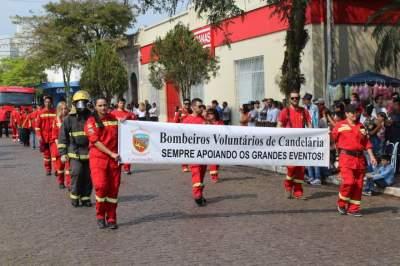 Bombeiros Voluntários de Candelária