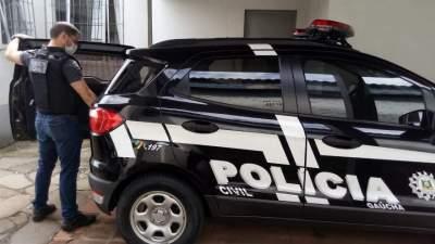 Polícia Civil cumpre mandado de prisão preventiva no bairro Marilene
