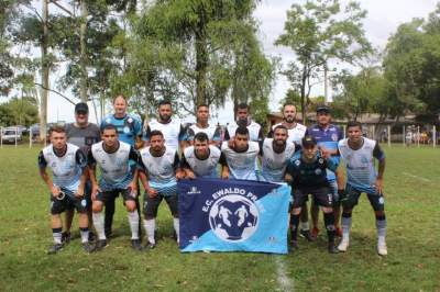 Equipe B do Ewaldo Prass