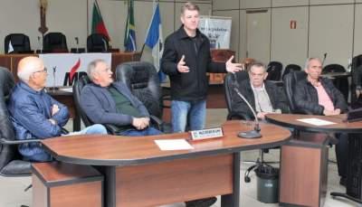 Presidente Cristiano Becker: MDB continua forte