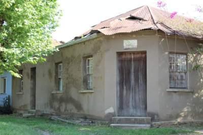 Antiga casa comercial de Arthur Schoenfeldt