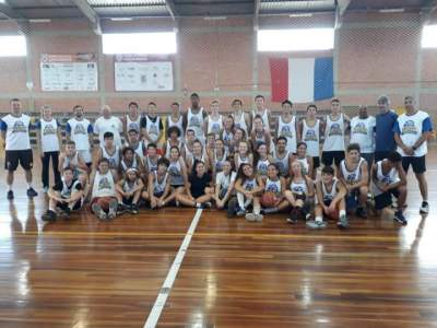 Basquete: Flyboys promove treinamento para atletas
