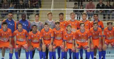 Equipe Sub 15 da Korpus Atlético