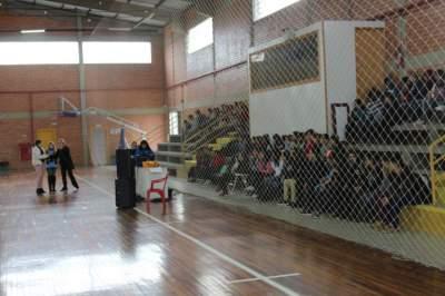 Atividades ocorreram no Ginásio Municipal Gigante do Botucaraí