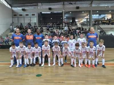Liga Gaúcha de Futsal: Korpus estreia no sub 9 e sub 11 em Canoas