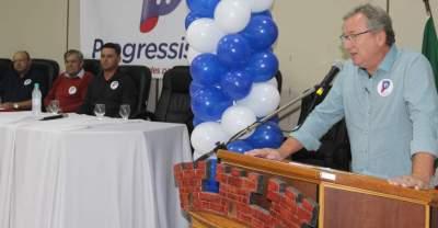 Progressistas realizam convenção para eleger executiva e fazer novas filiações