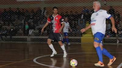 Os resultados de mais uma rodada do Municipal de Futsal