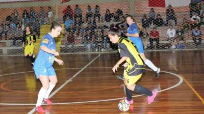 Os resultados da rodada de terça, 23, da Copa Candelária de Futsal