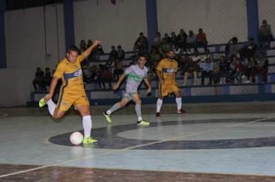 Os resultados de terça pelo Municipal de Futsal