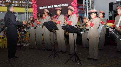 Espetáculo musical da Accev abre o Natal das Candeias 2019