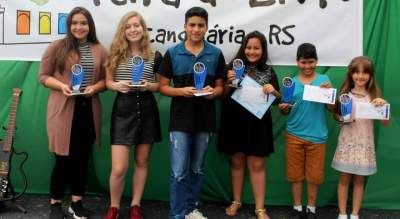 Os vencedores das duas categorias