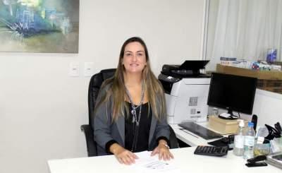 Grazieli Priebe passa a integrar órgão que define regras da gestão do SUS no estado