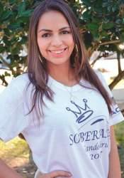 Luana Andreza Schwantz, 19 anos