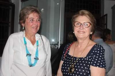 Silvia Becker e Vera Hintz Beurmann