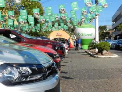 Sicredi realiza domingo feirão de veículos em Candelária