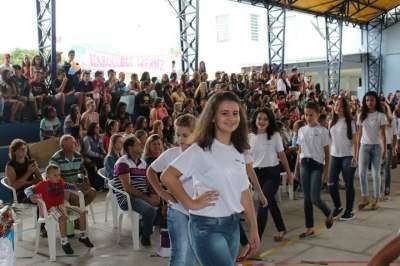 Evento foi prestigiado por significativo número de alunos e pais