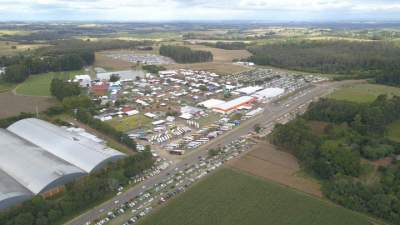 Expoagro Afubra recebeu 112 mil visitantes