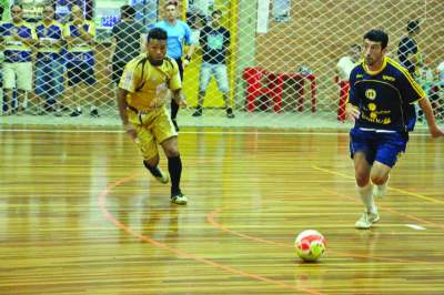 Estão abertas as inscrições para o Regional de Futsal