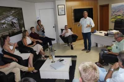 Reunião oficializa retorno do PSDB ao governo municipal
